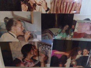 Rita quando faceva l'animatrice alle Maldive nei Club