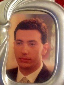 Alessandro Pellizzari, all'epoca 1991