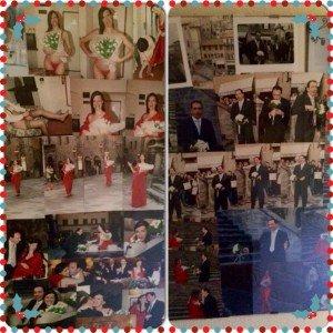 Cortona, 6 aprile 2002: io e Rita ci sposiamo. Lei è al quinto mese, aspettiamo Nicolò