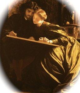 Lieghton: Luna di miele dei pittori