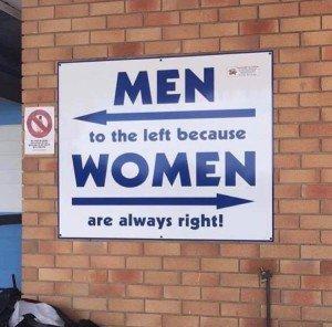 Le Donne hanno sempre ragione