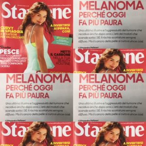 La copertina di Starbene in edicola martedì 24 luglio